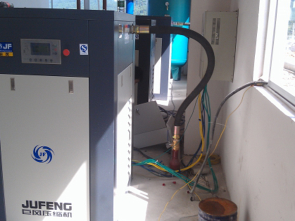 Application of Easy Drive Frequency Converter on Screw Air Compressor